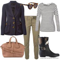 Deixa chover! As galochas estão aí! #fashion #moda #consultoriademoda #consultoriadeimagem #looks #lookdodia #lookoftheday #estilo personalstylist #personalstylistbh #looks #lookdodia #lookoftheday #estilo #style #burberryprorsum #dondup #crisbarros #givenchy #burberry #karenwalker  Veja mais em www.carolinedemolin.com.br.