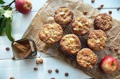 Æble muffins // Valdemarsro