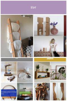 DIY Holz und Metall Pipe Blanket Ladder ... Ernsthaft so einfach und so süß! www.s ... - #blanket #einfach #ernsthaft #ladder #metall - #Diana'sBadezimmerSüß Wohnaccessoires Holz