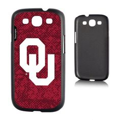 Oklahoma Sooners Galaxy S3 Slim Case