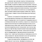 College Letter Application Sample: In teaching my juniors how to create their own letter for their college applications, I re-created my own college letter. It is less than five hundred words (standard length colleges and universities are asking for) and answers several general questions telling more about yourself, what kind of experiences you may bring to the campus, what inspires a student to lead... even an example for private colleges with religious affiliations. Grades 9-12. Free.