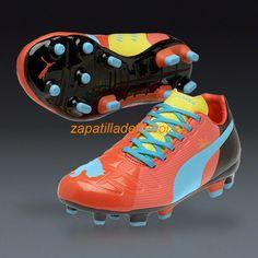 47f9a2a4a9274 Zapatillas de Futbol Puma Evopower 3 FG Junior Para Hombre Grafico