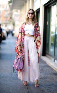 20 looks para vestirte mejor en verano