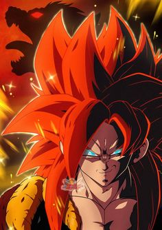 Gogeta by Smartimus prime by on DeviantArt Manga Anime, Anime Art, Dragon Ball Gt, Dbz, Dragon Images, Anime Comics, Anime Characters, Cartoon, Artwork