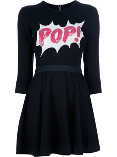 All day dresses. Never be stuck without something to wear with our collection of designer day dresses at Farfetch. City Style, Style Me, Fashion Slogans, Avant Garde Dresses, Riding Boots Fashion, Markus Lupfer, Victorian Women, Sweater Weather, Day Dresses