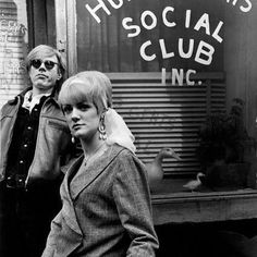 Join the club (📷: #larryfink) #andywarhol