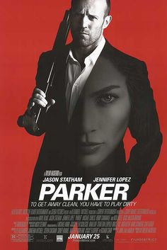 Parker - A thief with a unique code of professional ethics is double-crossed by his crew and left for dead. Assuming a new disguise and forming an unlikely alliance with a woman on the inside, he looks to hijack the score of the crew's latest heist.