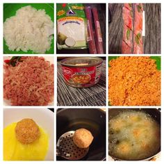 Nam Khao Recipe - Laotian Crispy Rice Salad Recipe