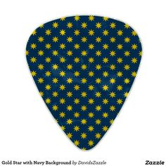 Gold Star with Navy Background Guitar Pick This design is available on many products! Follow the link and click the 'Available On' tab near the product description! Thanks for looking!  @zazzle #star #abstract #pattern #design #color #navy #blue #black #gold #orange #purple #grey #gray #guitar #pick #music #drum #stick #accessory #men #women #shop #buy #sale #gift #idea