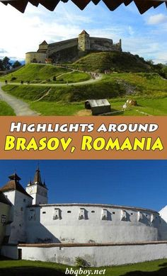 Everyone talks about Bran castle.but there are much more impressive highlights around Brasov than Bran. This post explores the things to see and do. Slow Travel, Family Travel, Budget Travel, Mall Of America, North America, Brasov Romania, Visit Romania, Beach Trip, Beach Travel