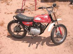 Yamaha Enduro Mini Bike Dirt Bike JT1 | eBay