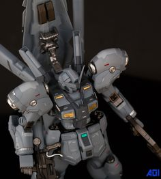 RE/100 Gundam GP04 Gerbera - Customized Build     Modeled by AOI