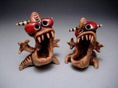 James DeRosso's monster duo.