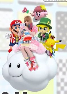 I love when that happens in Japan ♥ Kyary is so cute.