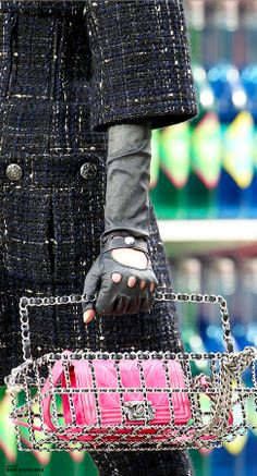Paris Fashion Week #Chanel Fall/Winter 2014 RTW