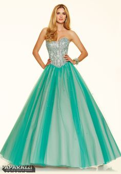 Prom Dresses by Paparazzi Prom - Dress Style 98011