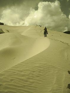Desierto en la Guajira