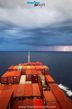#sailor #sailing #ship #shipping #shiplife #containership #ships #maritime #seafarers #seaman #marineinsight #merchantmarine #merchantnavy #marineindustry  Photograph by Claudiu Vlad