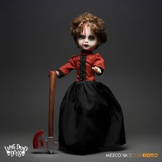 Living Dead Dolls Resurrection Series IX-A Tale Of Murder & Mystery - Living Dead Dolls - Brands – Mezco Toyz