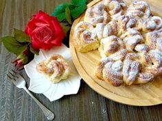 Maślane ciasteczka - kwiatki - Blog z apetytem French Toast, Ale, Breakfast, Food, Morning Coffee, Ale Beer, Essen, Meals, Yemek