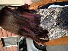Chalk hair