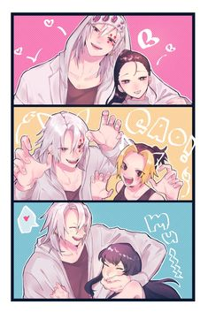 so cute uwu Demon Slayer, Slayer Anime, Dark Fantasy, Big Barda, Thriller, Usui, Anime Demon, Horror, Anime Ships