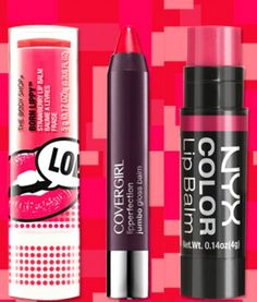Lip Care Products With SPF