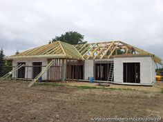 Two Bedroom House Design, House Roof Design, Three Bedroom House Plan, Family House Plans, Modern House Design, Bungalow House Plans, Bungalow House Design, House Plans South Africa, House Plans With Photos