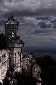 Chateau du haut koenigsbourg