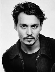 The greatest actor in the world - Johnny Depp.