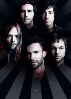 Maroon 5 is my fav current band.  Huge talent.
