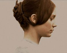 Jane Eyre- I like hairstyles from this time period. :)