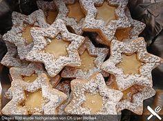 Eierlikörsterne, ein tolles Rezept aus der Kategorie Kekse & Plätzchen. Bewertungen: 67. Durchschnitt: Ø 4,2.