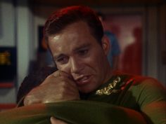 The Enemy Within Star Wars, Star Trek Tos, Star Trek 1966, Star Trek Original Series, Star Trek Beyond, The Enemy Within, Star Trek Movies, William Shatner, Make A Person