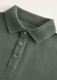 Polo Shirt Outfit Women's, Polo Shirt Style, Polo Shirt Design, Mens Polo T Shirts, T Shirt Men, Men's Polos, Outfit Jeans, Mens Golf Fashion, Korean Fashion Men