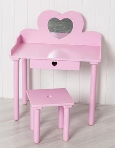 Perfectly Pretty With The Sue Ryder Pink Children's Dressing Table Read more from RachelSwirl on her parenting & lifestyle blog.