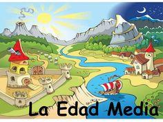 la-edad-media-11872277 by mariadoloresaguado via Slideshare