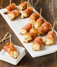 Diese 50 Finger Food Rezepte sind sowohl leicht zu machen als auch lecker! #kindergeburtstag #lowcarb #carbrezepte #vorbereiten #snacks #partyschnecken #lustige #partyrezepte #fingerfooddeftig #geburtstag