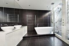 Bathroom Remodel Ideas | Parts: Bidet, Vanity, and Shower