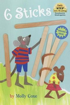 Book, Six Sticks by Molly Coxe (from Amazon)