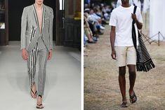 Οι fashionistas καταγράφουν τις τάσεις της μόδας για τη σεζόν Άνοιξη - Καλοκαίρι 2018, με την κυρίαρχη τάση να μοιάζει με το style του... τουρίστα. Το καλοκαίρι του 2018 έχουν την τιμητική τους οι σαγιονάρες που μάλλον θα πάρουν την εκδίκησή τους για όλη την αρνητικότητα που έχουν υποστεί τα τελευταία χρόνια, μιας και οι περισσότεροι τις θεωρούμε αντιαισθητικές και not in fashion.