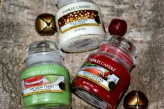 Yankee Candle Holiday Party 3 pack All is Bright, Festive Cocktail, Macaron Treats all from my Christmas Gift Guide For Women http://www.mummyandthechunks.com/2016/11/chrismas-gift-guide-for-women.html