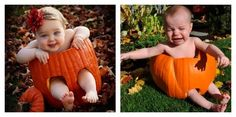 Or just stop putting your kids in pumpkins. Just kidding. All my children will be placed in pumpkins.