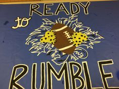 Football Game Signs, Football Spirit Signs, Basketball Signs, Football Banner, Football Posters, Football Cheer, Sports Signs, Fall Football, Basketball Posters