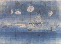 Alfius De Bux — Paul Klee [source]