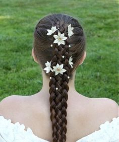 100 Inspiring Easy Hairstyles for Girls to Look Cute # individual Braids galleries Inspiring and Easy Hairstyles for Girls to Look Cute Teen Hairstyles, Wedding Hairstyles For Long Hair, Straight Hairstyles, Medium Hairstyles, Crazy Hairstyles, Stylish Hairstyles, Beautiful Hairstyles, Latest Hairstyles, Plaited Ponytail