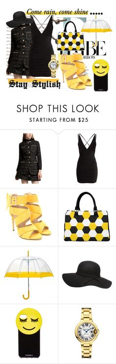 """Stylish weather"" by couturerouge ❤ liked on Polyvore featuring Iphoria"