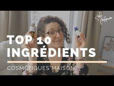 Dans cet article, Marie vous présente les 10 ingrédients de base à avoir sous la main pour fabriquer ses cosmétiques maison simples et naturels. Zero Waste, Make It Yourself, How To Make, Handmade, Beauty Recipe, Simple House, Beauty Secrets, Craft, Arm Work
