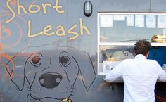 Short Leash, a food truck that makes its way around Phoenix.