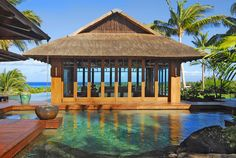 Tropical Home Pool House Design, Pictures, Remodel, Decor and Ideas - page 14